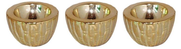 S/3 Ceramic Pots