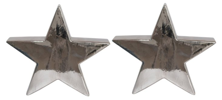 S/2 Decorative Stars