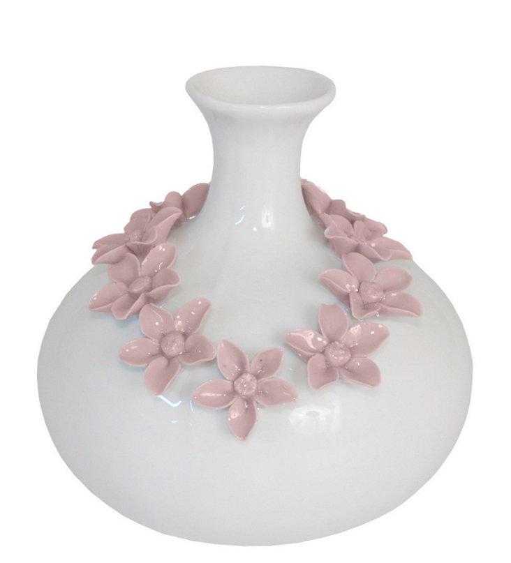 """6"""" Floral Vase"""