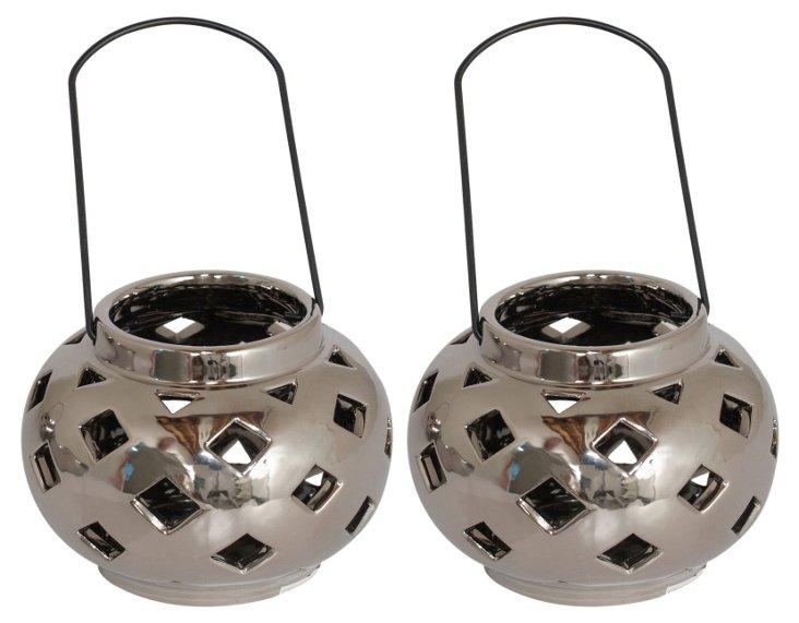 S/2 Cutout Lanterns
