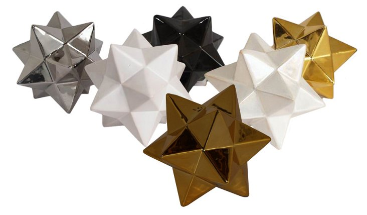 S/6 Star Objets, Large