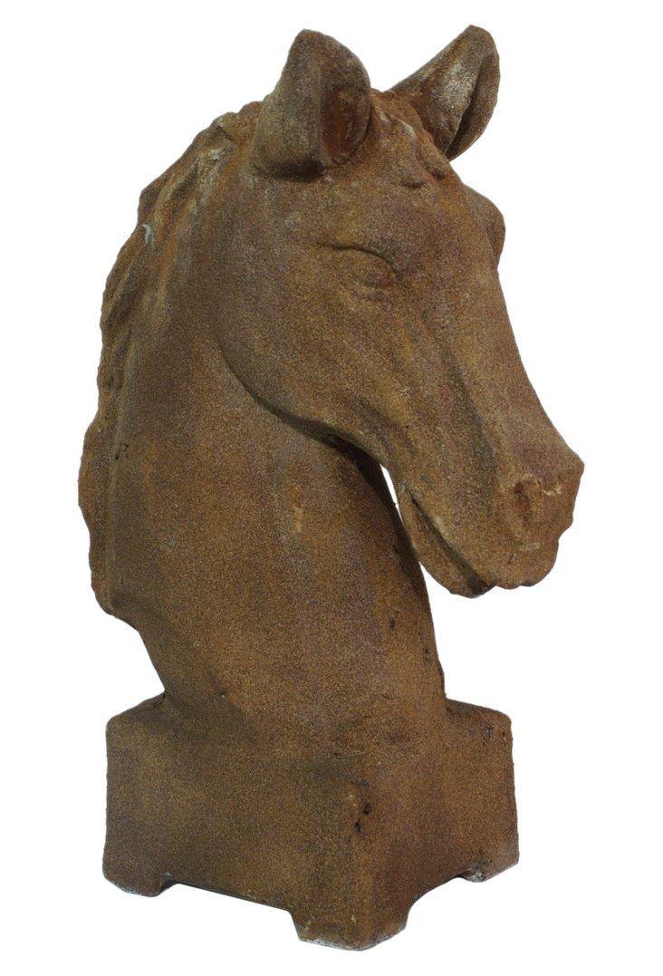 "16"" Horse Objet"