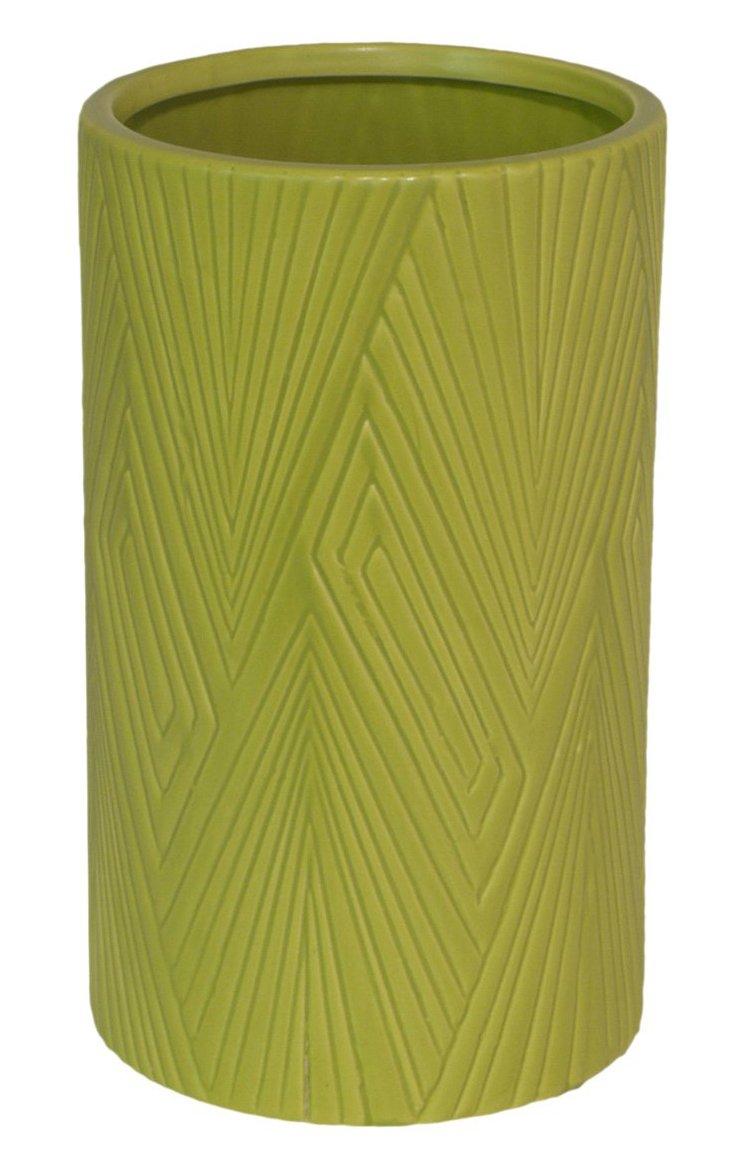 """10"""" Geometric Vase"""