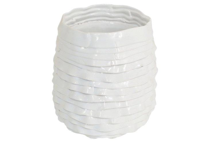 """10"""" Ribbon Vase"""