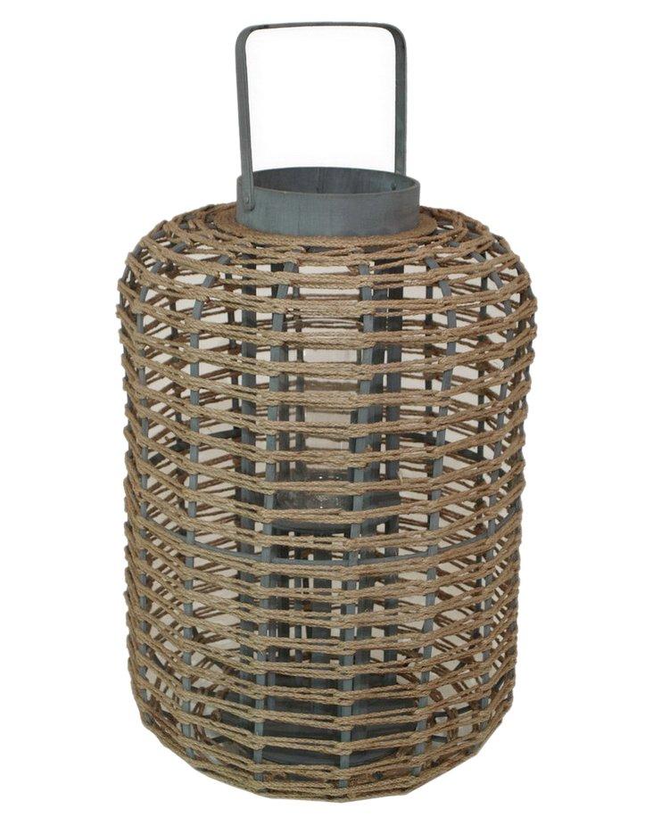 "37"" Bamboo Lantern"
