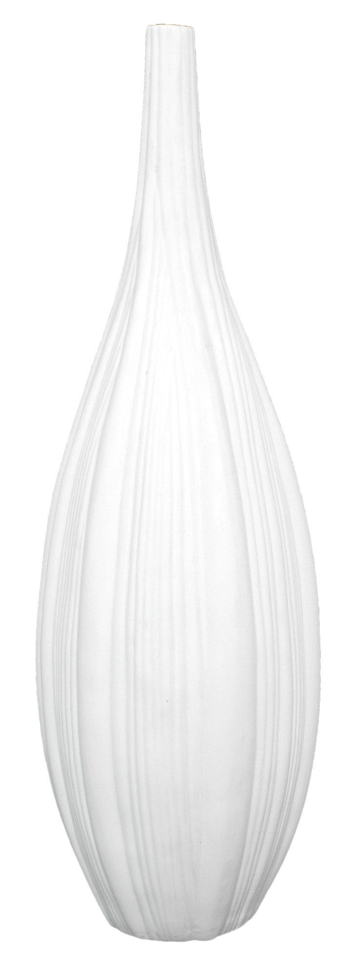 "20"" Matte Gourd Vase"