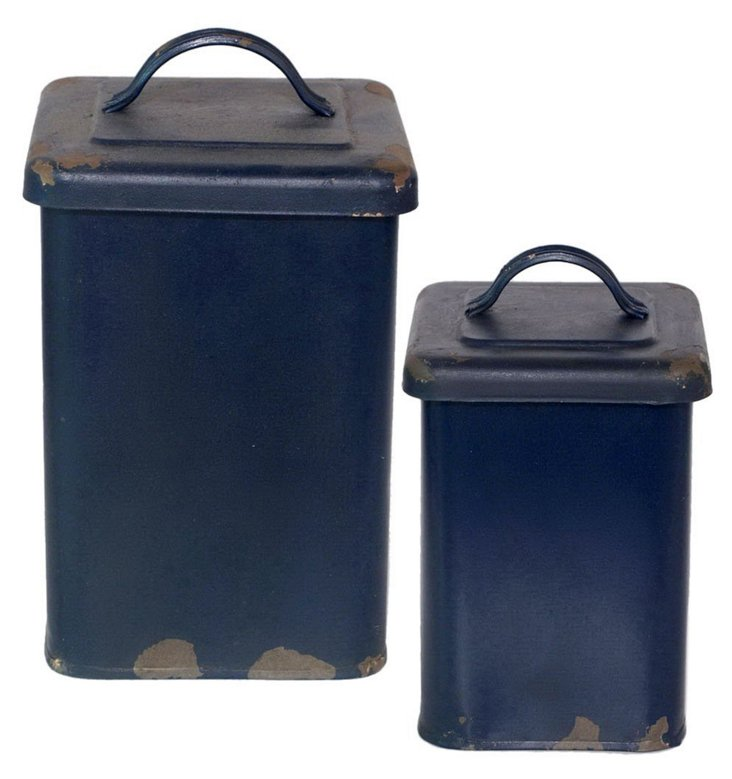 S/2 Navy Canisters