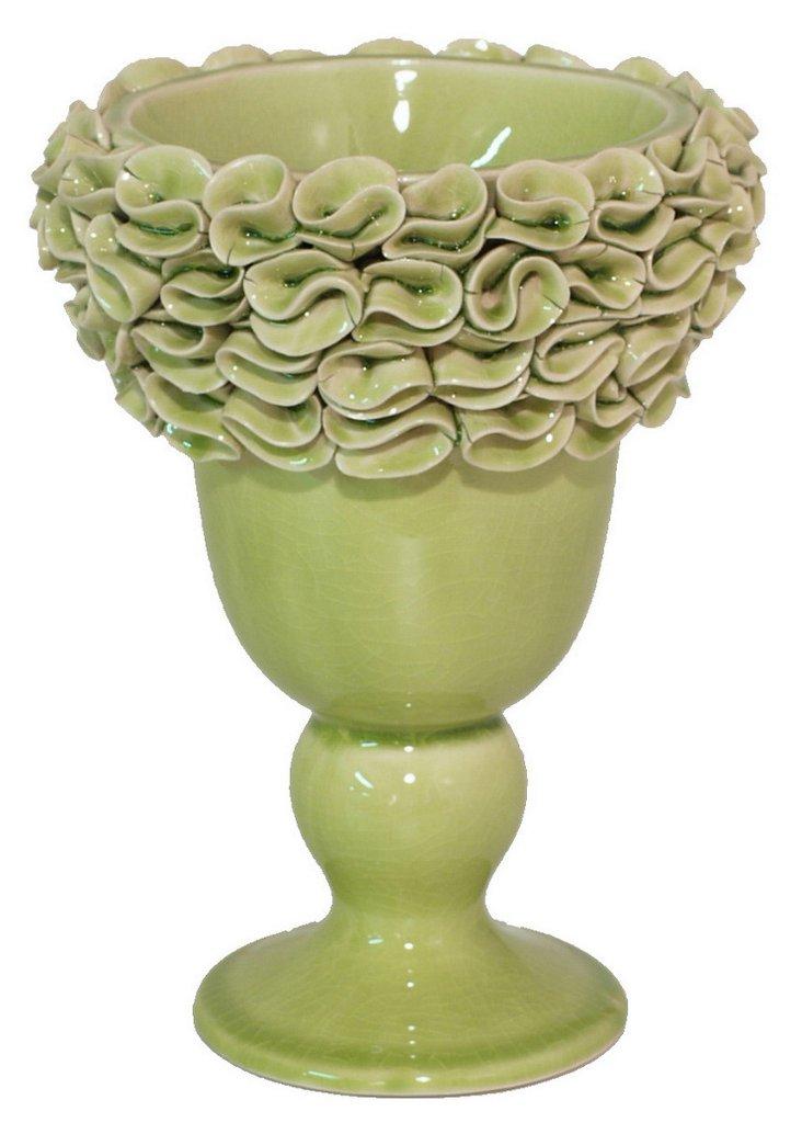 All Frills Vase