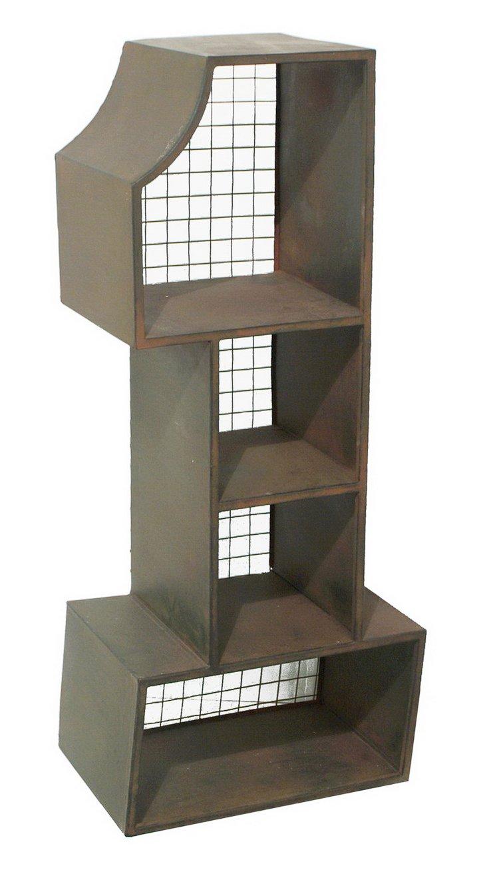 Number Wall Shelf