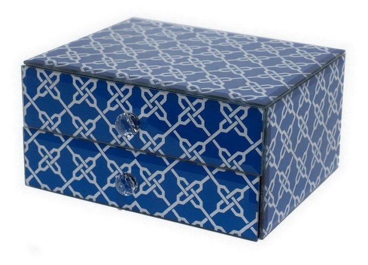 8x6 Decorative Glass Box