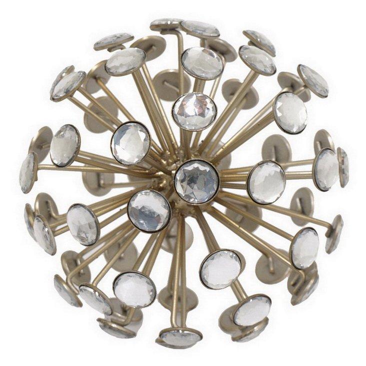 "5"" Jeweled Orb"