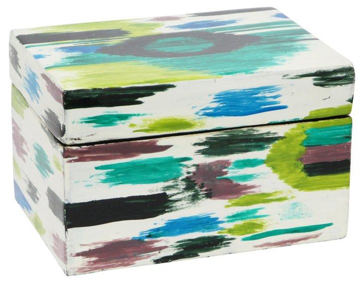 """9"""" Brushstroke Box"""