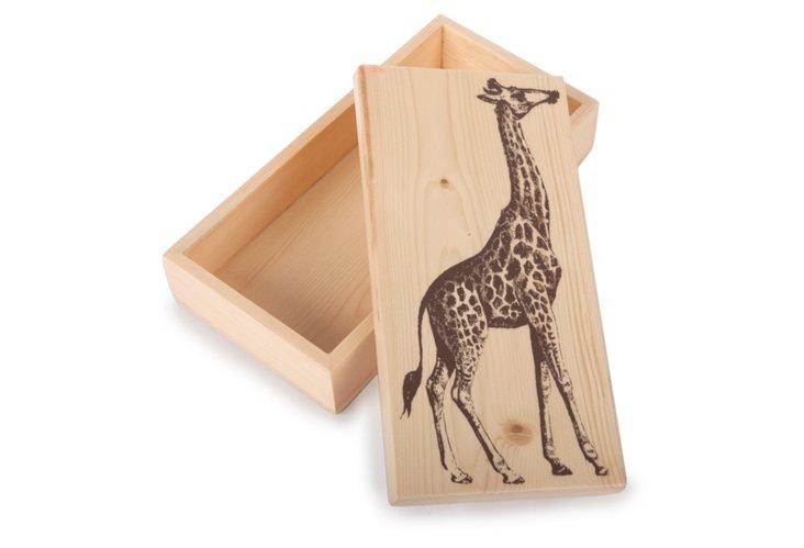 Giraffe Box, Pine