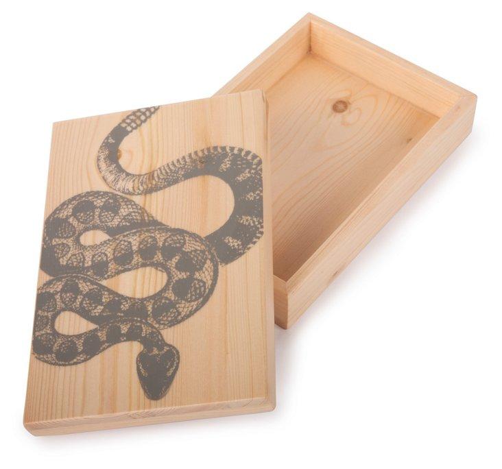 Asp Box, Pine