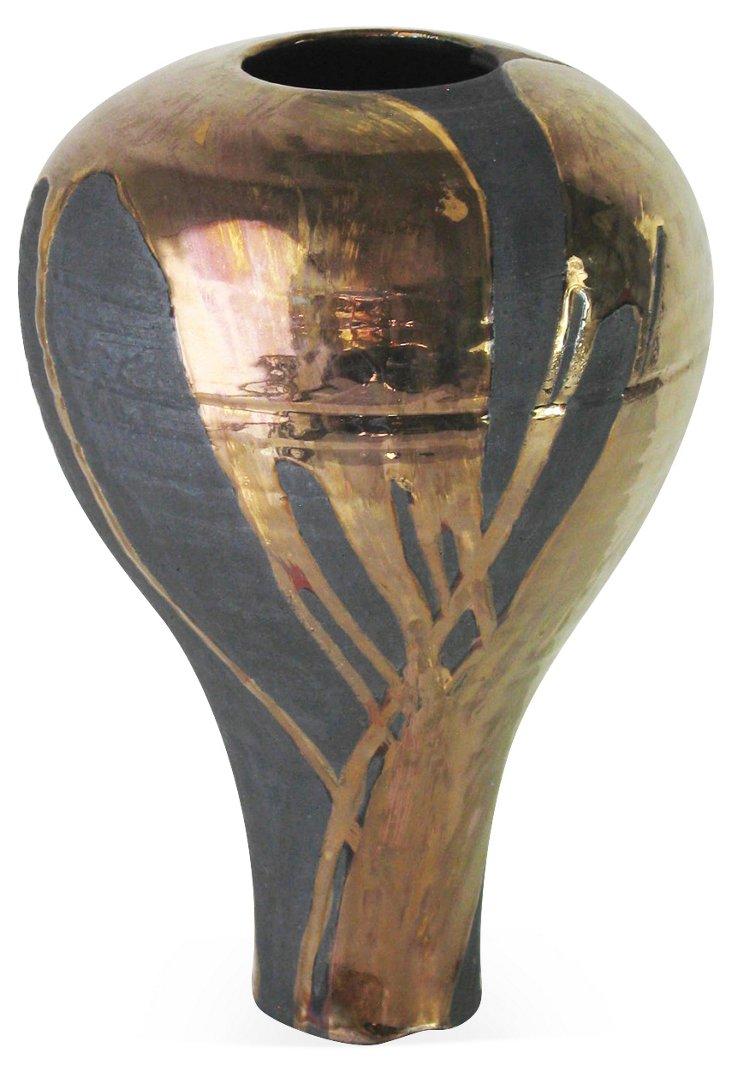"""14"""" Desert Solitude Vase"""