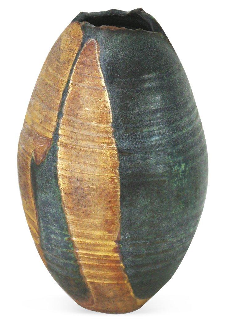 """10"""" High Desert Relic Vase"""