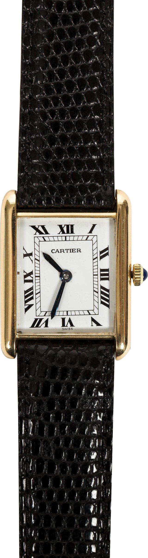Vintage Cartier Tank