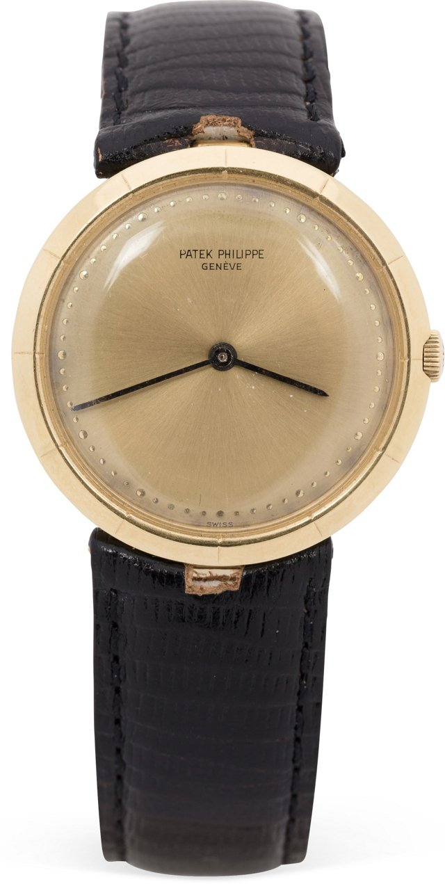 1960s Yellow Gold Patek Philippe