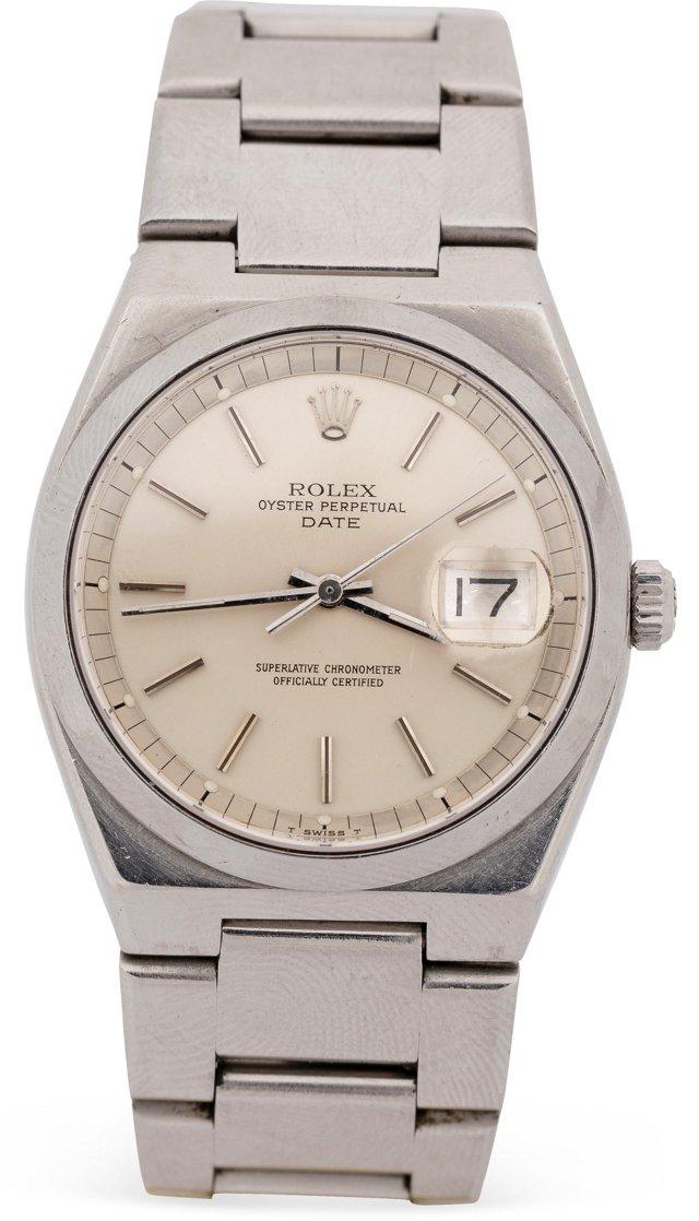 1973 Rolex Quartz