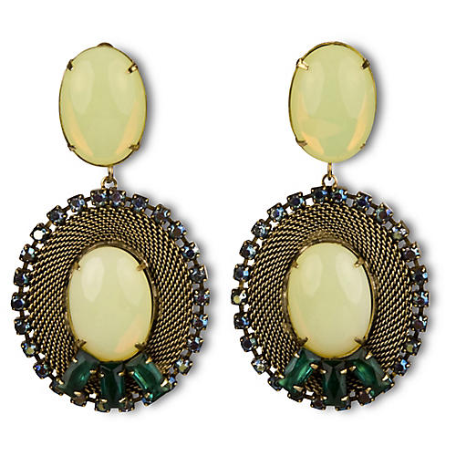 Lacerta Drop Earrings