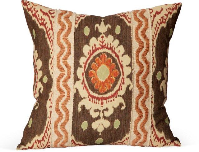 Carleton V Fabric Pillow