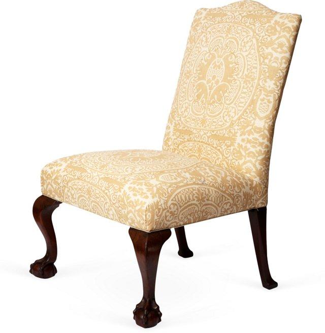 Veneto Slipper Chair