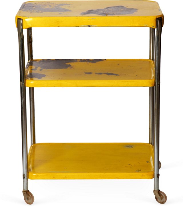 Yellow Cart