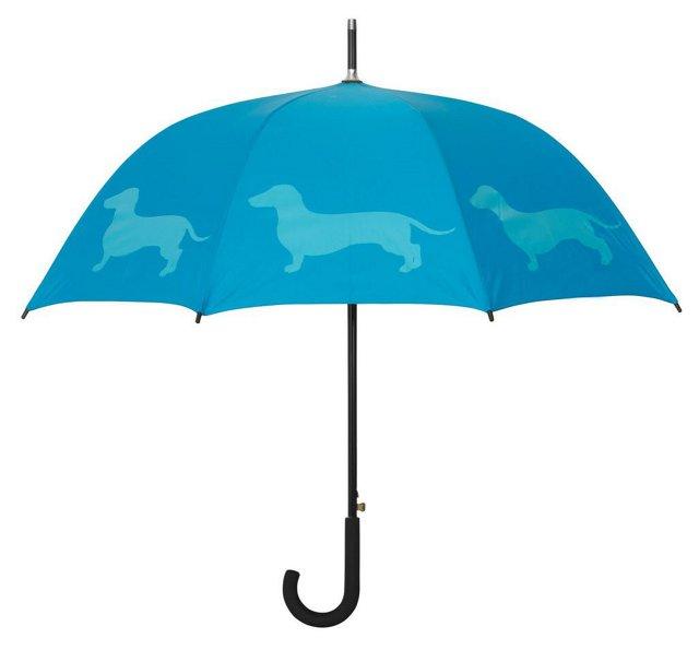 Walking Stick Umbrella, Dachshund