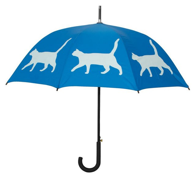 Walking Stick Umbrella, Cat
