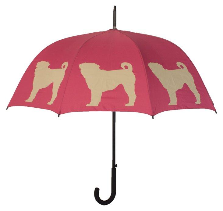 Cane Umbrella, Pug