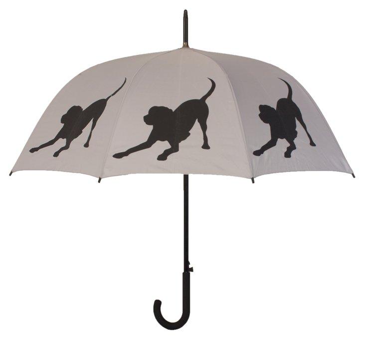 Walking Stick Umbrella, Labrador