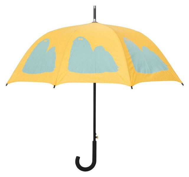 Walking Stick Umbrella, Shih Tzu