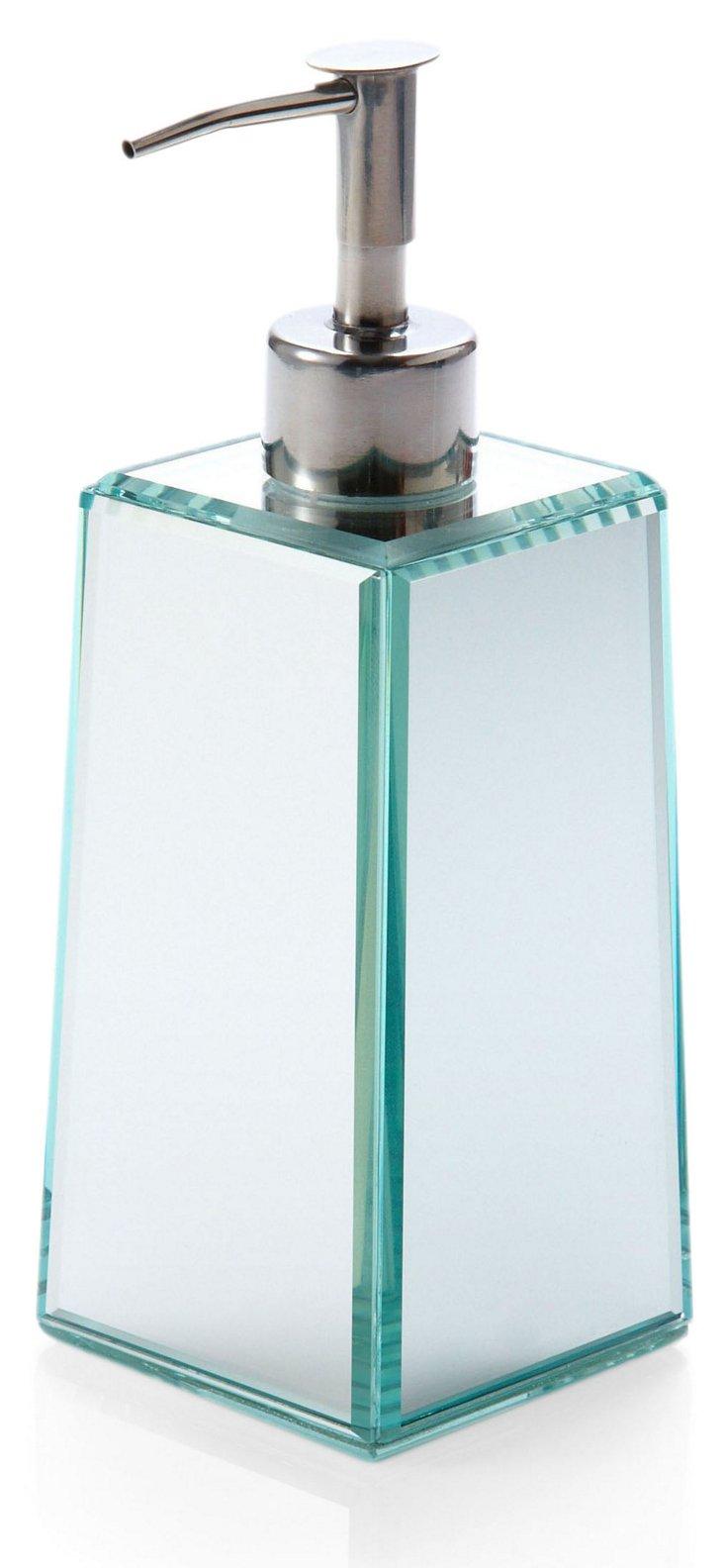 Glass Lotion Dispenser