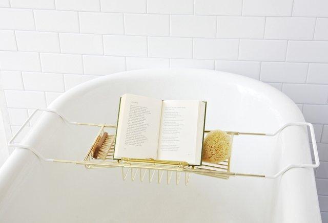 Reader Caddy, Brass