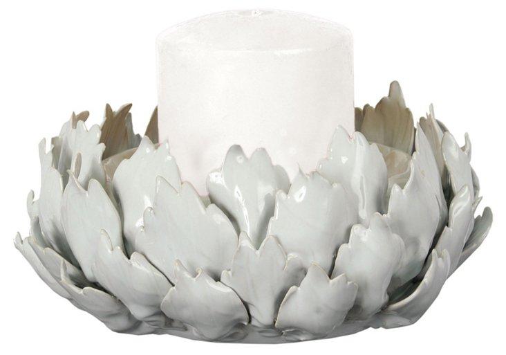 """10"""" Blossom Candleholder"""