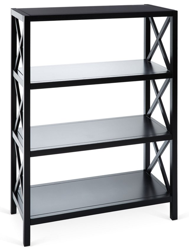 Norton Bookshelf, Black