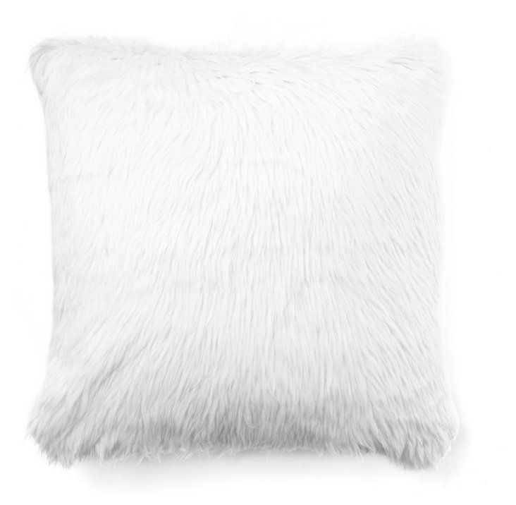 Sheep 20x20 Pillow, Ivory