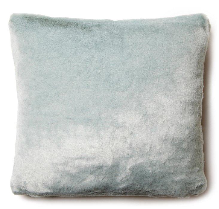 Mink 20x20 Pillow, Ocean