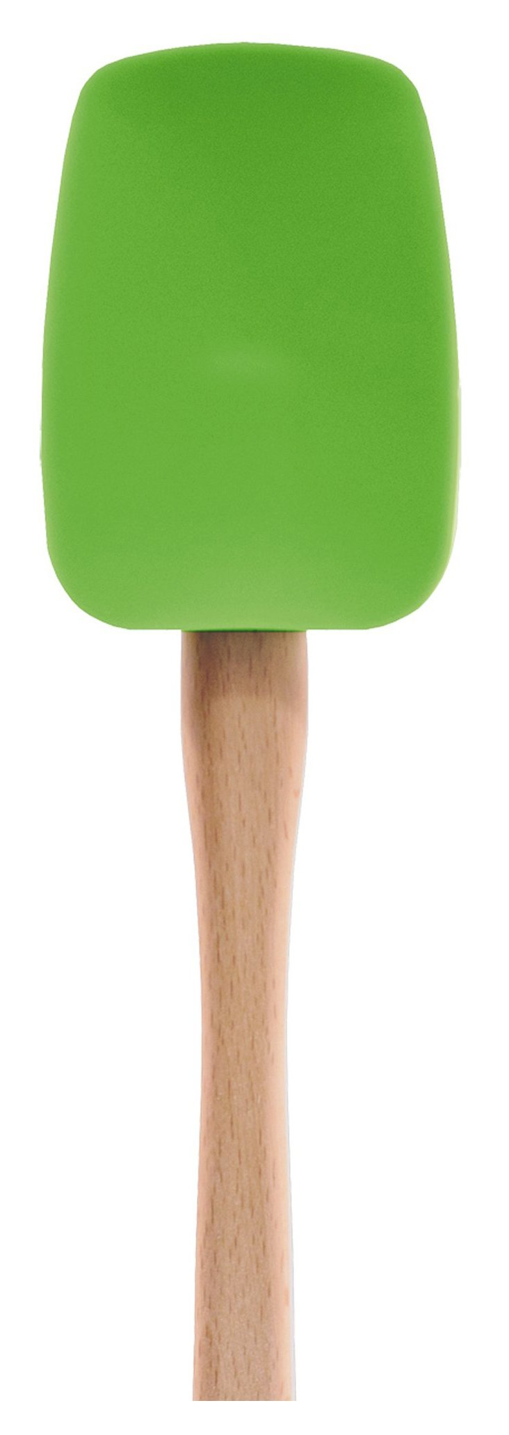 S/2 Silicone Spoonulas, Lime