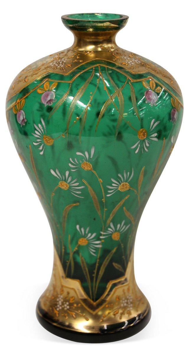1880s Rococo Vase