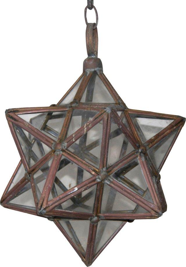Star Pendant Light I