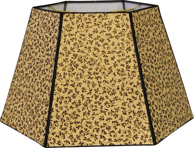 Hexagonal Lampshade