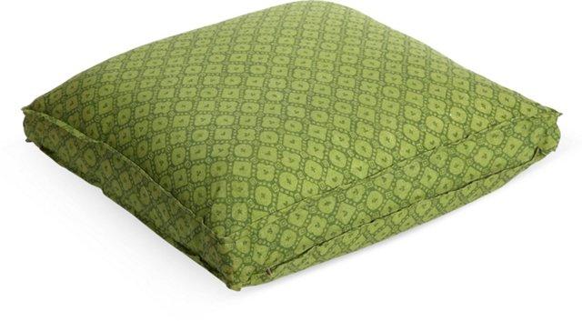 Lisa Fine Textiles Dog Mattress, Jungle