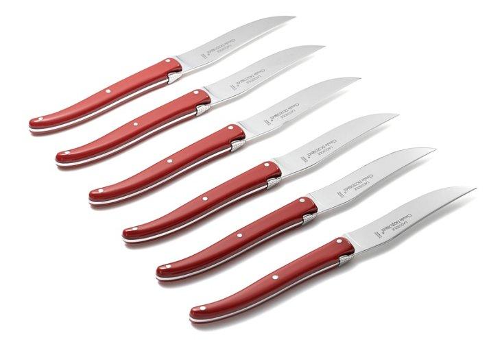 S/6 Steak Knives