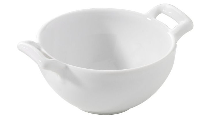 Porcelain Mixing Bowl