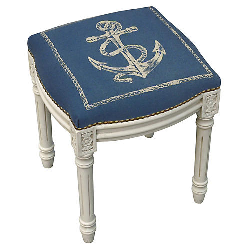 Kara Stool, Blue Anchor
