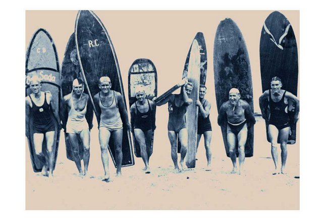 Philip Gendreau, Surf Riders