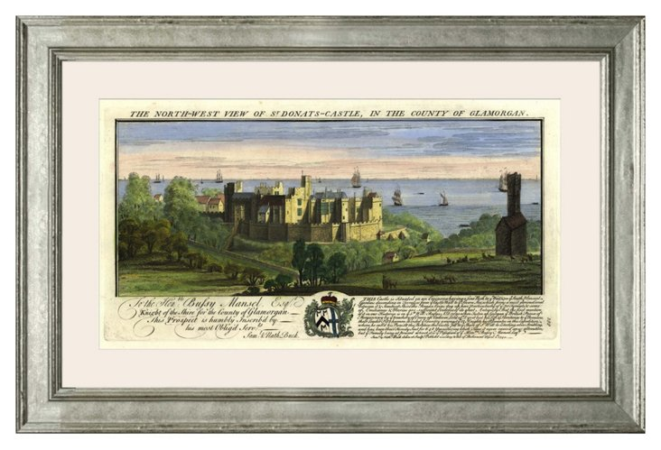 Buck Brothers, Castles I