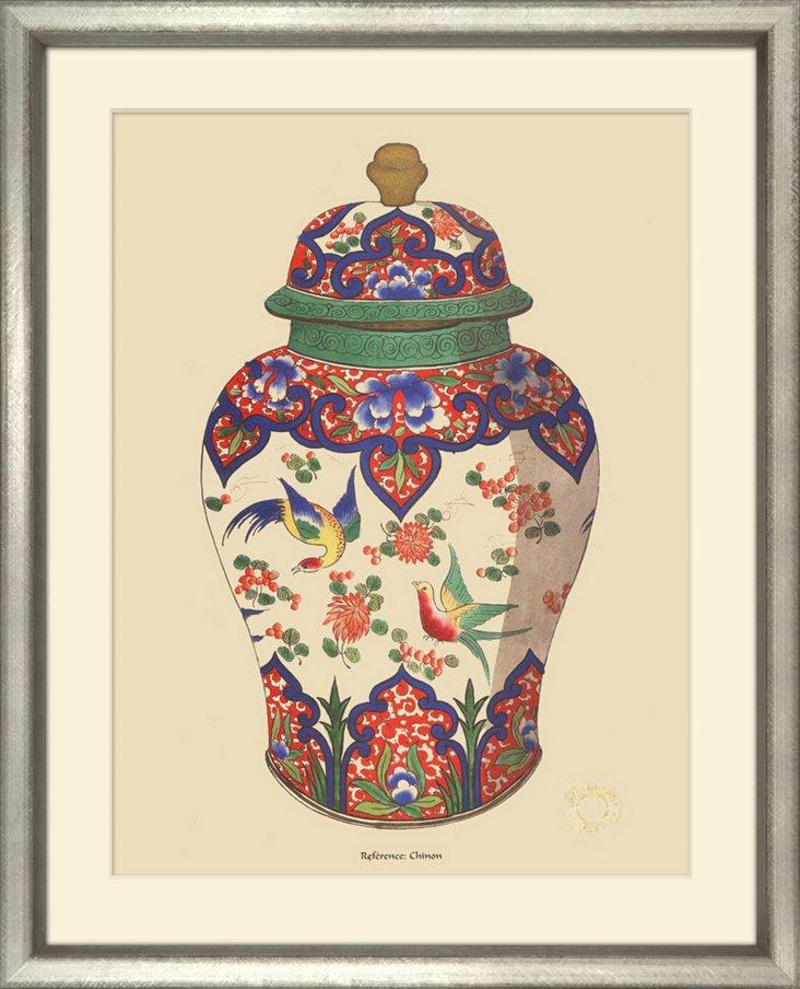 Fourmaintraux Vases III 1905