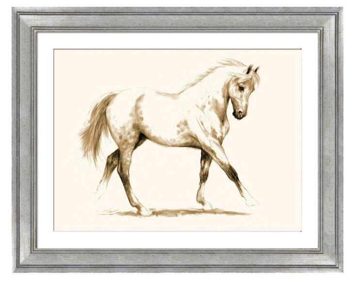 Meridith Martens, Horse I